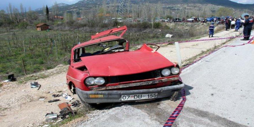 2 ölümlü kazada sürücüye 18 bin liralık ceza