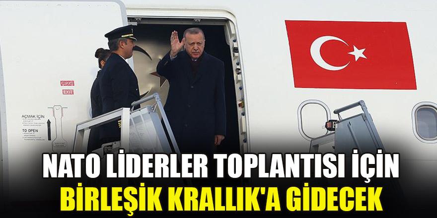 Erdoğan, NATO Liderler Toplantısı için Birleşik Krallık'a gidecek
