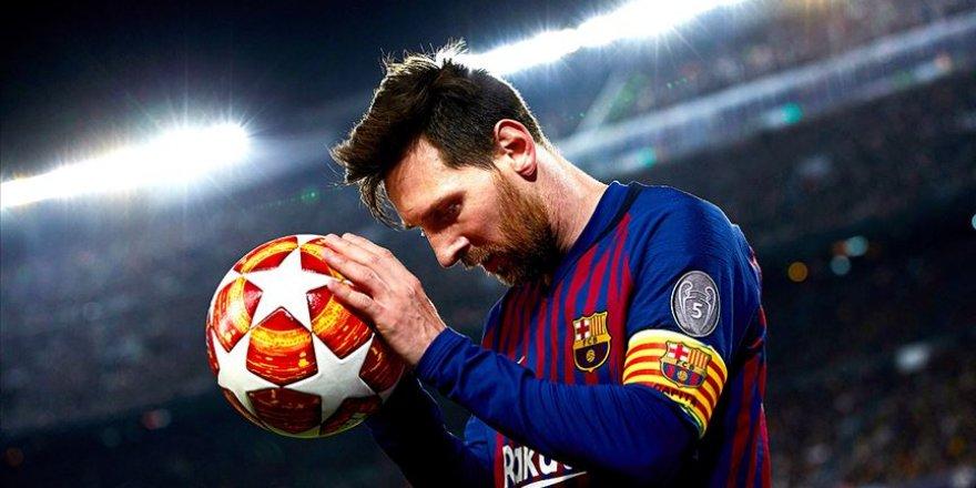 Dünyada yılın futbolcusu Lionel Messi!