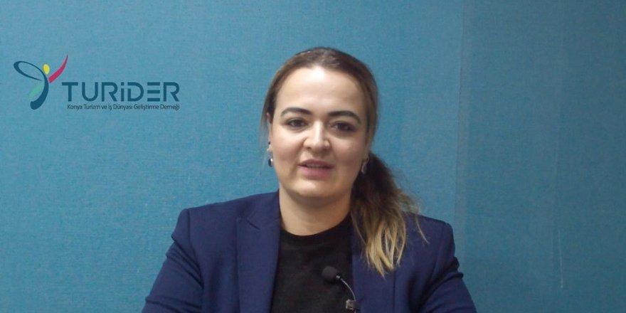 TURİDER Başkanı Seda Kuşvuran'dan Şeb-i Arus mesajı