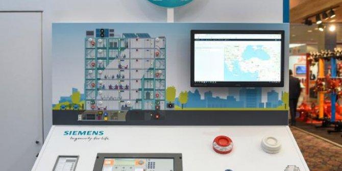 Siemens'in yangın ve güvenlik sistemleri TÜYAK'ta