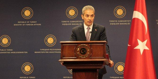 Aksoy'dan, Selanik Başkonsolosluğu görevlisinin aracının kundaklanmasına tepki