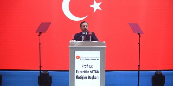 """İletişim Başkanı Altun: """"Temel amacımız, Türkiye markasını güçlendirmek"""""""