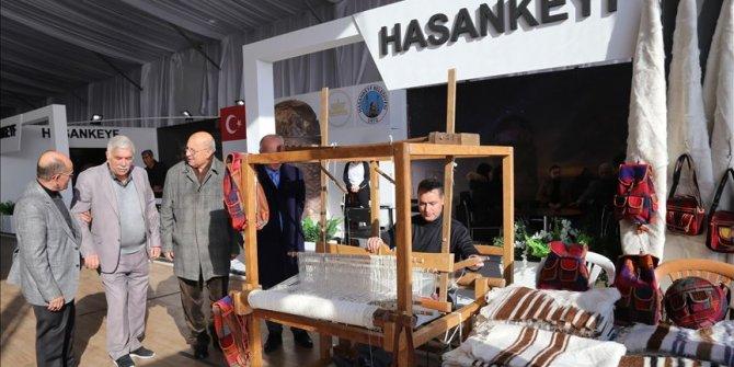 Hasankeyf son haliyle İstanbul'da tanıtıldı