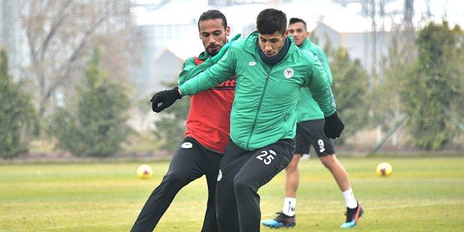 Konyaspor'da istikrar yok!