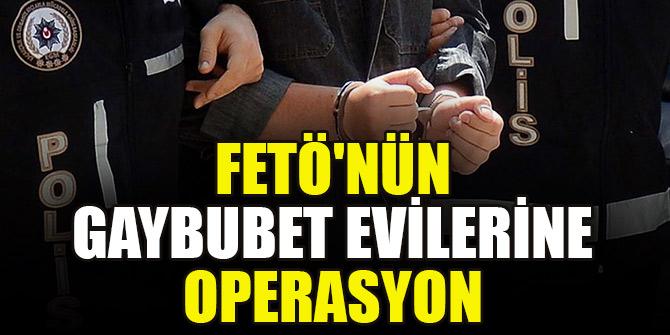 İstanbul'da FETÖ'nün hücre evlerine operasyon: 22 gözaltı