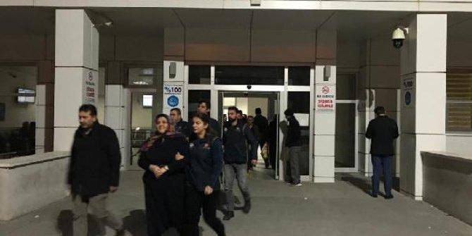 FETÖ şüphelisi öğretmen çift gözaltına alındı