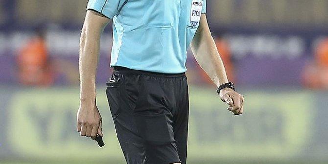 Konyaspor-Başakşehir maçının hakemi belli oldu