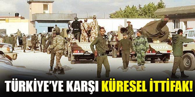 Türkiye'ye karşı küresel ittifak!