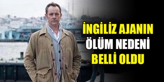 Beyoğlu'nda ölü bulunan İngiliz ajanın ölüm nedeni belli oldu