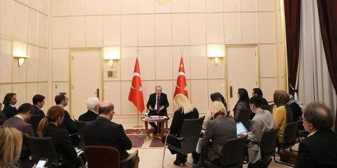 Erdogan : L'instauration de la zone sécurisée en Syrie marquera l'Histoire