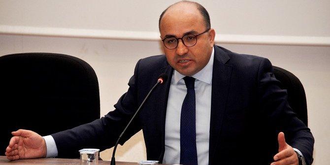 """Mehmet Şahin: """"İsrail gaz gibidir, fırsat buldukça yayılır"""""""