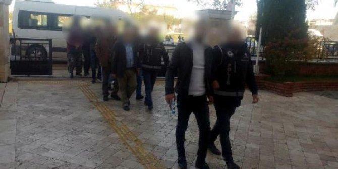 Didim'de göçmen kaçakçılığı operasyonu şüphelilerinden 4'ü tutuklandı