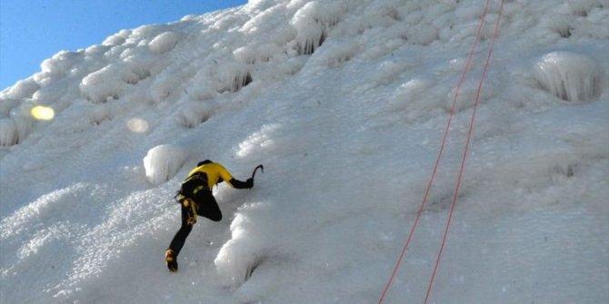 Dünyaca ünlü dağcı Tunç Fındık göğsümüzü kabartıyor