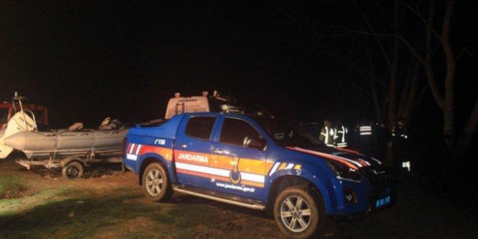 Terkos Gölü'nde kayığın alabora olması sonucu 2 kişi kayboldu