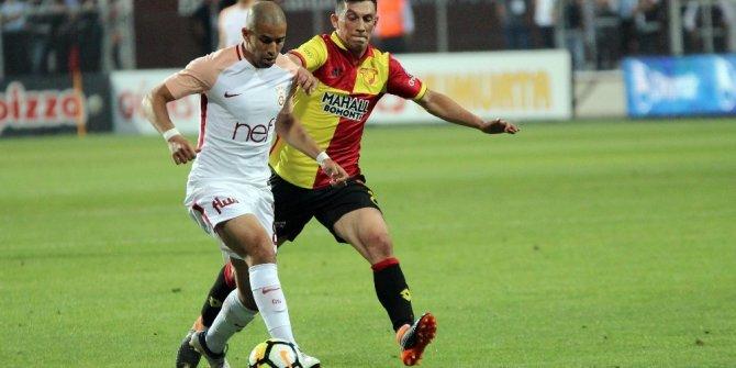 Göztepe ve Galatasaray arasında 55. randevu