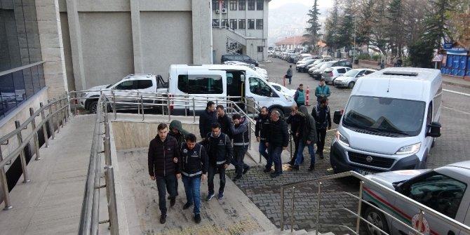 Zonguldak merkezli 5 İl'de FETÖ operasyonu; 5 gözaltı