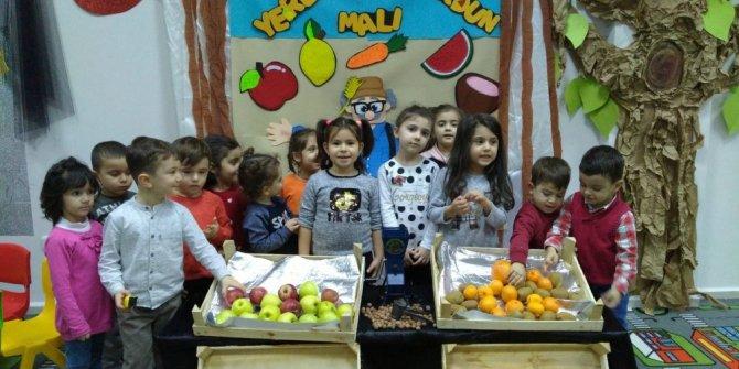 KO-MEK'ten çocuklara 'Yerli Malı Haftası' şenliği