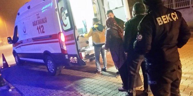 Konya'da yangın, 3 kişi dumandan etkilendi