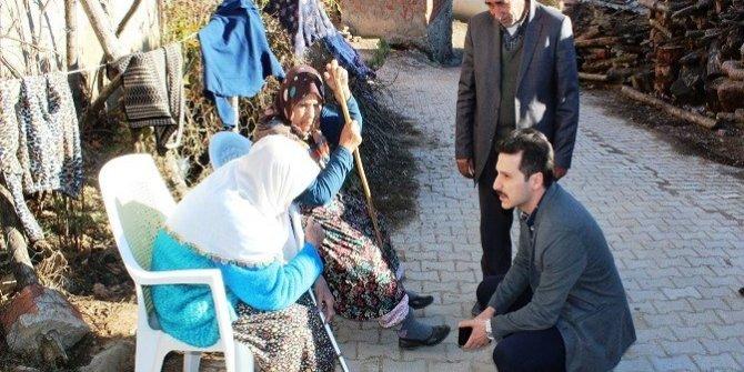 """Kaymakam Karadağ: """"Köylerimizin neredeyse tamamında içme suyu problemi var"""""""