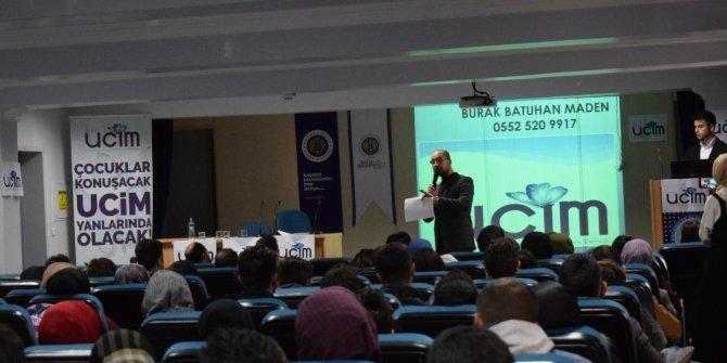 Oltu'da 'Çocuk İstismarına Yönelik Farkındalık' konferansı düzenlendi