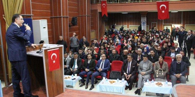 """Kamu Başdenetçisi Malkoç: """"Hedeflere gençlerimizle birlikte ulaşacağız"""""""