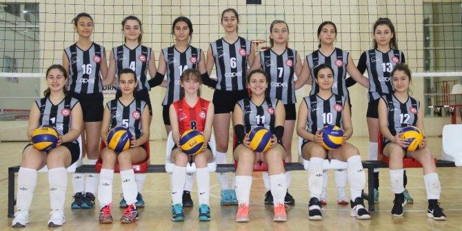 Zonguldak voleybol gençlik, sezona hazır
