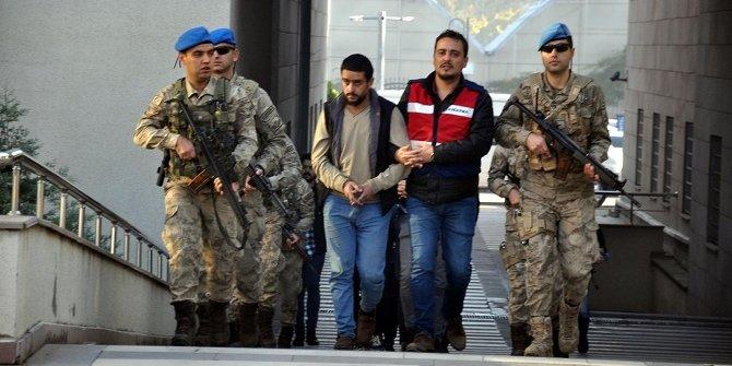 DEAŞ'ın sözde üst düzey emir ve savaşçısı 6 şüpheliden 4'ü tutuklandı