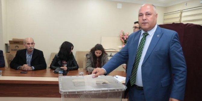 Ceylanpınar'ın belediye başkanı belli oldu