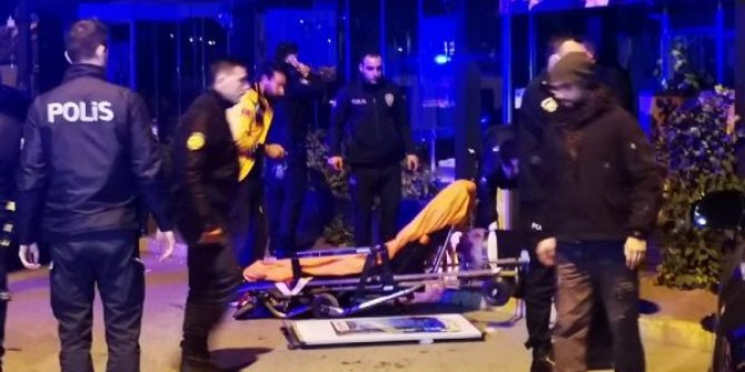 Maltepe'de eğlence mekânında bıçaklı kavga: 1'i ağır 3 yaralı