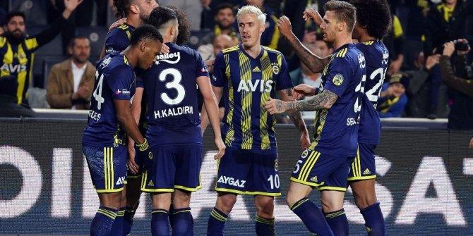 Fenerbahçe, iç sahada Beşiktaş'a kaybetmiyor