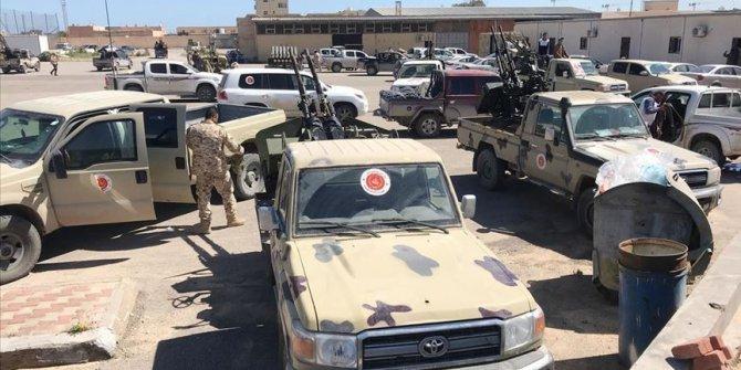 Libya'daki UMH, yasal kurumlarıyla Hafter'e karşı Trablus'u savunuyor