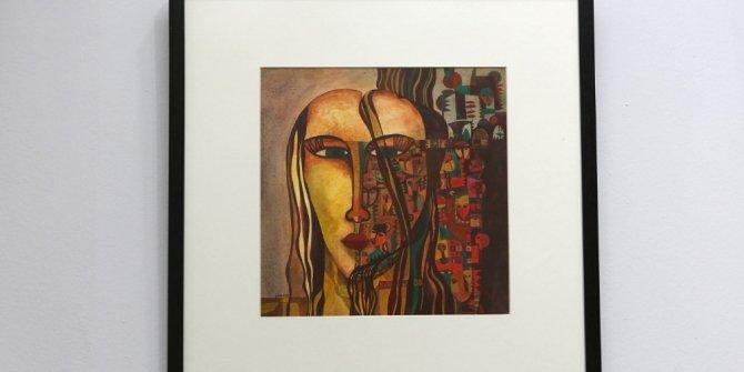 Köklere hayat veren sanatçı Nilüfer'de sergi açtı