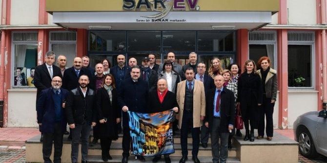 Anadolu Üniversitesi ziyaretlerine devam ediyor