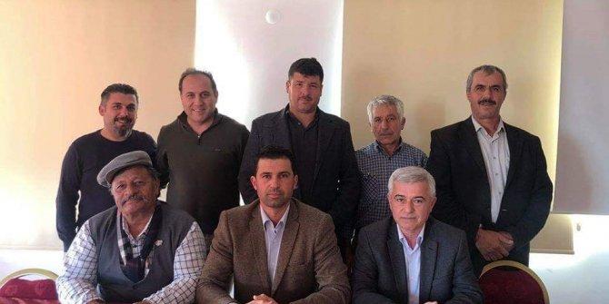 Kaş Yörük Türkmen Derneği genel kurulu yapıldı