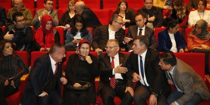 """""""Kayseri milli mücadeledir"""""""