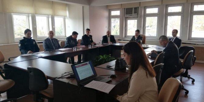 Kargı'da kadına şiddet konulu toplantı