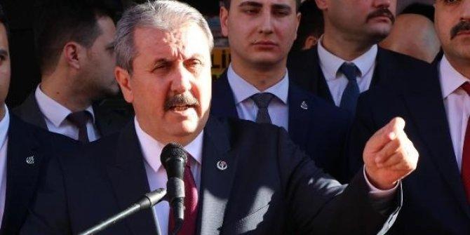 Destici: Libya'ya asker göndermemiz gerekirse elbette göndereceğiz