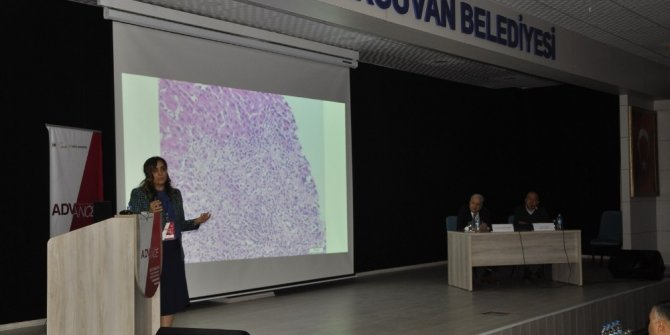 Arguvan, bilimsel toplantıya evi sahipliği yapıyor