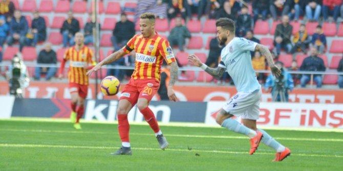 Kayserispor ile Başakşehir 21. kez karşılaşacak