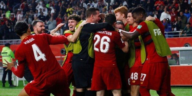 Kulüpler Dünya Kupası Şampiyonu Liverpool