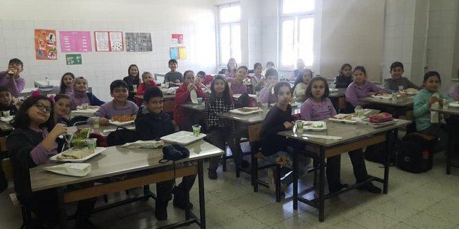Gazi Mustafa Kemal'de dikkat çeken etkinlik
