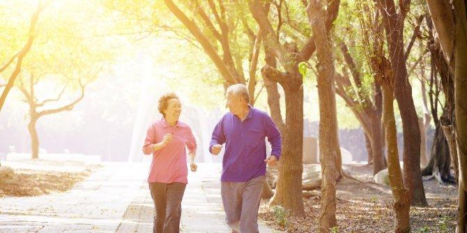 """""""Yarım saat egzersizle Diyabet ve Parkinson'dan korunun"""""""