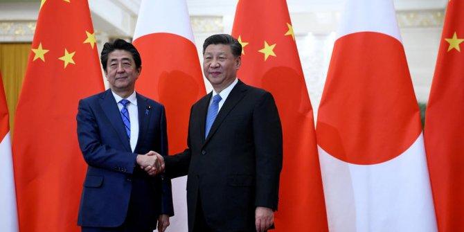 Japonya ve Çin liderlerinden kritik görüşme