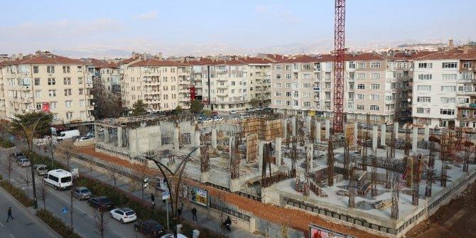Valilik binası inşat alanı yeri söylentilerine esnaf odası birliklerinden tepki