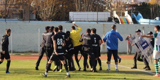 AFDK, Salihli Belediyespor'u 3-0 galip ilan etti