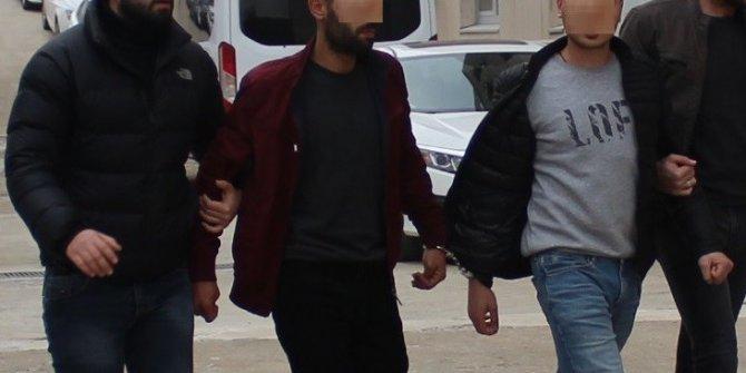 Elazığ'da kokainle yakalanan 2 şüpheli tutuklandı