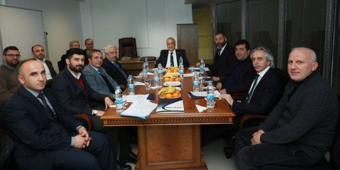Ata Teknokent Olağan Genel Kurulu Rektör Çomaklı başkanlığında toplandı