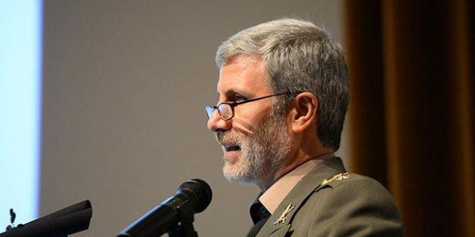 İran Savunma Bakanı Hatemi Husilerin Tahran büyükelçisiyle görüştü