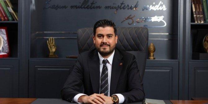 GGC Başkanı İbrahim Ay'dan 25 Aralık kutlaması